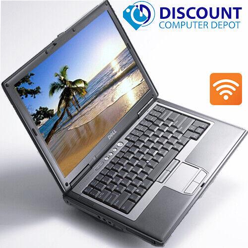 "Dell Latitude Laptop 14.1""🚩 Core 2 Duo 4GB RAM 160GB HD DVD Wifi 🚩 Windows 10"