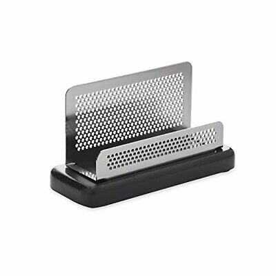 Rolodex Distinctions Business Card Holder Capacity 50 Cards Of 2.25 X 4 Inches