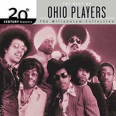 20th Century Masters: The Best of Ohio Players (CD, Feb-2000, Mercury) (Best Music Players)