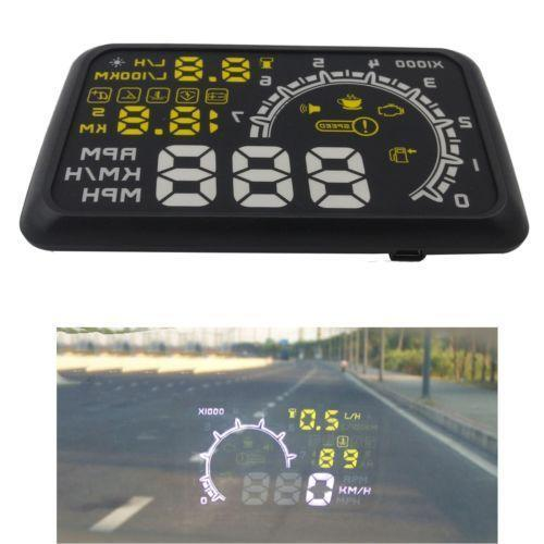 Heads Up Display Car Amp Truck Parts Ebay