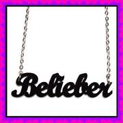 Justin Bieber Necklace