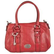 Fossil Maddox Red