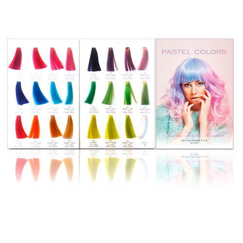 100 ml Pastel Haarfarbe Haare färben Haar Färbung Coloration Farbe blau