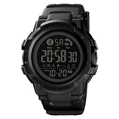 Men Smart Fashion Alarm Military Tactical Waterproof Digital Sport Quartz Watch
