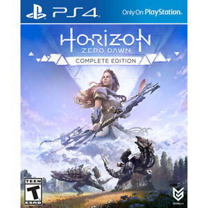 Horizon Zero Dawn Completed Edition PS4 Game