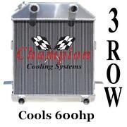 Flathead Ford Radiator