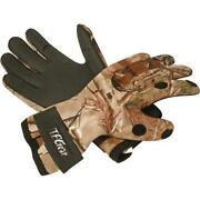 Camo Neoprene Gloves