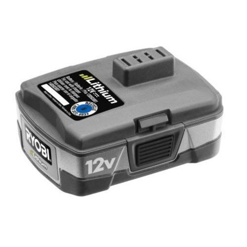 Ryobi 12-volt Lithium-ion Rechargeable Battery Model Cb12...