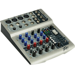 PV6 USB Mixing Console