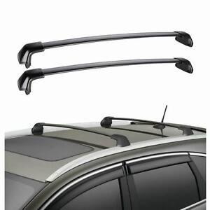 NEW CROSS BAR roof racks for honda CRV 2012 - 2016 13 14 15 goes over roof rails