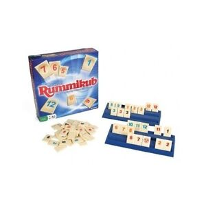 Rummikub The Original Family Tile Game Home Entertainment