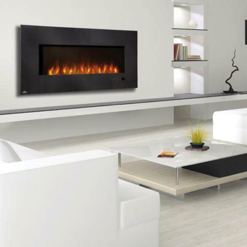 Modern Electric Fireplace