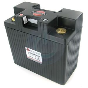 LITHIUM SHORAI BATTERY FOR MOTORCYCLES AND ATVS LFX36A3-BS12