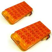 LED Trailer Side Marker Lights