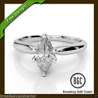 Marquise SI1 Diamond Engagement Rings