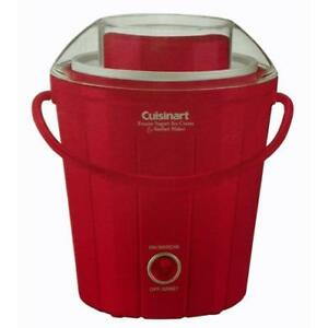 Cuisinart Frozen Yogurt, Ice Cream, and Sorbet Maker