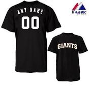San Francisco Giants T Shirts Medium