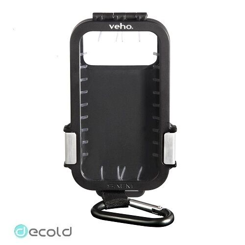 Veho VSA-100-PG SAEM S6 Universal Protective Water Resistant Smartphone Case - Black