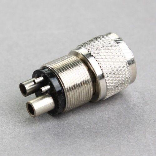 Dental Tube Adapter Changer From 2 Hole Borden Fast