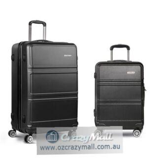 20+28 Inch Hard-shell Luggage Set TSA Approved Lock