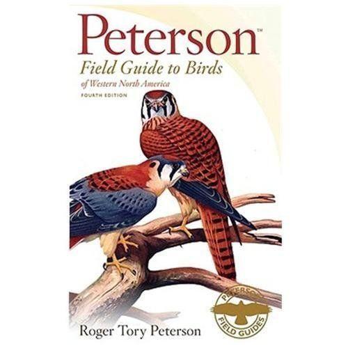 Field Guides: Peterson Field Guide Birds