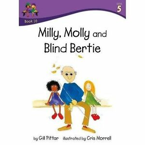 Milly Molly and Blind Bertie Milly Molly Level 5ExLibrary - Dunfermline, United Kingdom - Returns accepted Most purchases from business sellers are protected by the Consumer Contract Regulations 2013 which give you the right to cancel the purchase within 14 days after the day you receive the item. Find out more ab - Dunfermline, United Kingdom