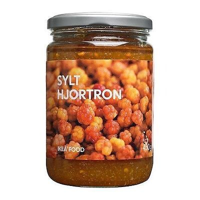 Ikea Jam - Organic Cloudberry Jam 15 Oz (Hjortron Sylt) - Free 2 day Shipping