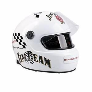Jim Beam USB MP3 CD Player Radio Racing HELMET Colyton Penrith Area Preview