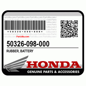 Honda CT70 ST70 ST50 Ct 70 Dax Battery Case OEM 50326-098-000