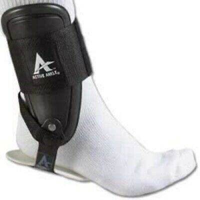 Active Ankle T2 Ankle Brace, Rigid Ankle Stabilizer Protection & Sprain Support
