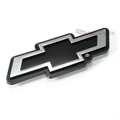 Chevy Bowtie Logo Chrome 3D Emblem Badge Nameplate for Front Hood or Rear Trunk