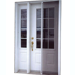 Phantom Retractable Screen Door