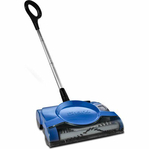 Shark Lightweight Rechargeable Powerful Cordless Floor And Carpet Sweeper