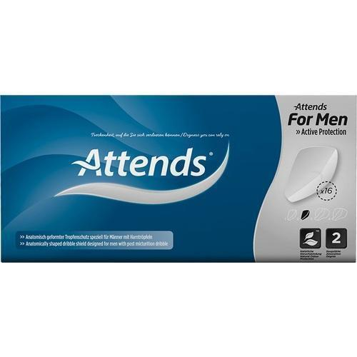ATTENDS for men Shield 2 Box 16 St