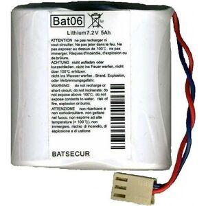 about BATTERIA LITHIO COMPATIBILE BATLI06 LOGISTY 7,2V 5AH DAITEM