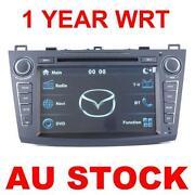 Mazda 3 Navigation