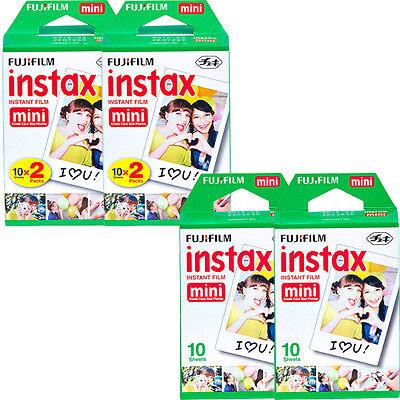Fujifilm Instax Mini Instant Color Film 60 Prints for Fuji 7s 8 25 50 90 Camera