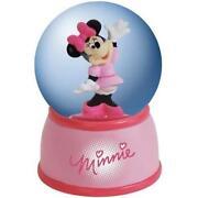 Minnie Mouse Snow Globe