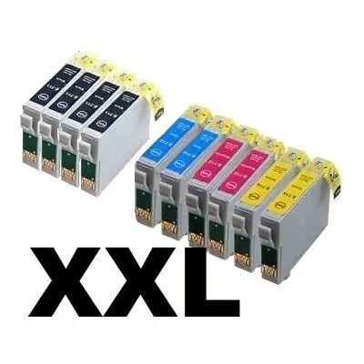 10x DRUCKER PATRONE für Epson XP255 XP257 XP340 XP352 XP355 XP440 XP452