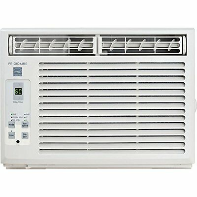 5,000 BTU 115V Window-Mounted Mini-Compact Air Conditioner with Full-Function Re