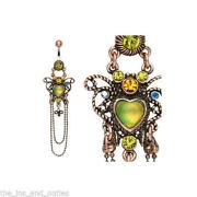 Dangle Vintage Belly Rings