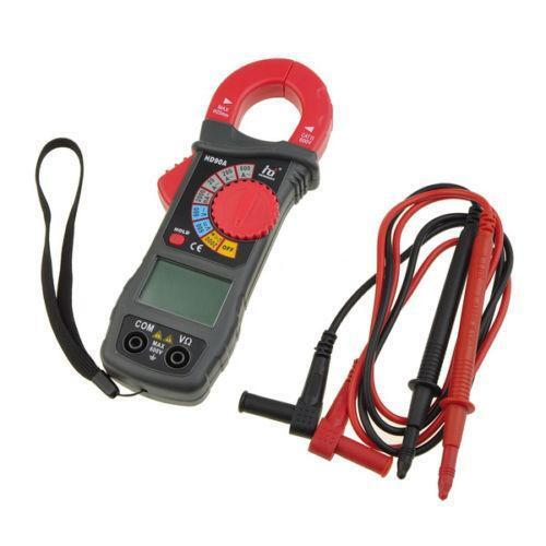 Mini Clamp Meters : Mini clamp meter ebay