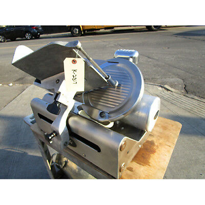 Globe Meat Slicer Model 500l Used