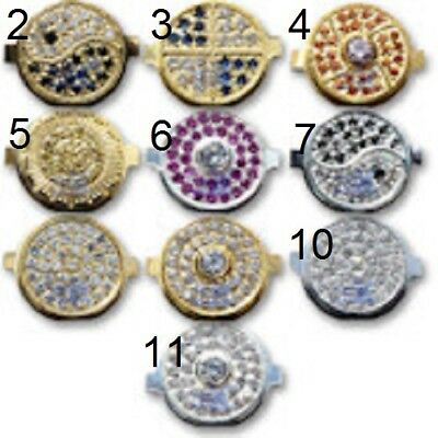 Iphone 3g Diamond (Crystal Diamond Gold Silver Solid Metal Home Button Iphone 3G 3GS 4 and 4S )
