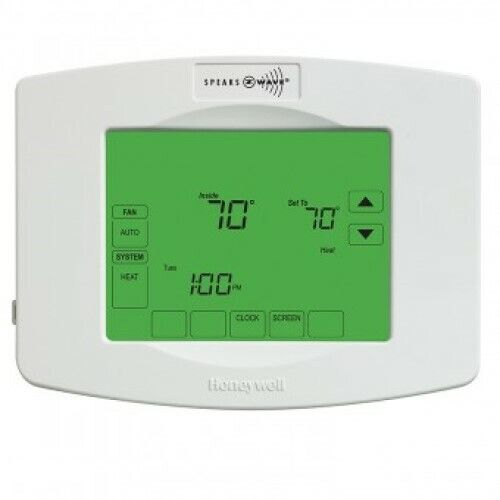 Honeywell Z-Wave Thermostat RTH8580ZW Programmable Touchscre