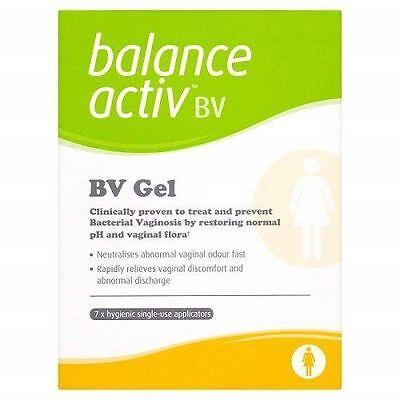 Balance Activ BV Vaginal Gel 7 Tubes