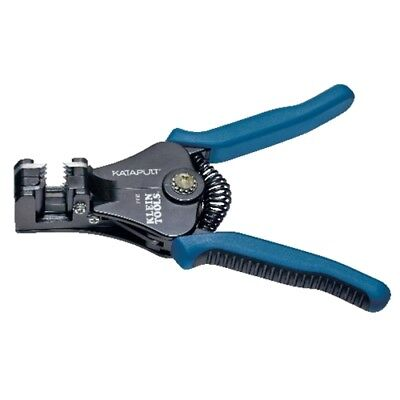 Klein 11063w Katapult Solid And Stranded Wire Strippercutter