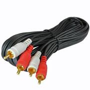 RCA Audio Cable 25ft