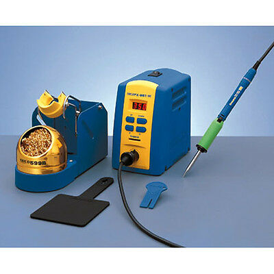 Hakko Fx951-66 Esd-safe Soldering Station With Fm-2027-02 Iron Fh200-01