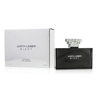 Judith Leiber Night EDT Spray 75ml Womens Perfume - New & Sealed Boxed